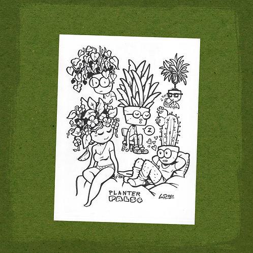 Planter Pal Party (Original)