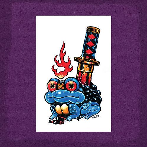 Stabby Toad (Original)