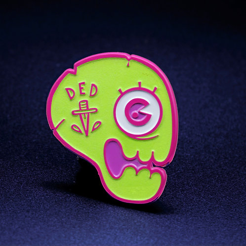 Jumbo Bonedaddy Pin