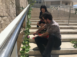 College Council Students at Work