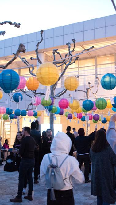 NYFA Wish Lanterns