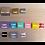 Thumbnail: Personalised Wardrobe Dividers - various colours