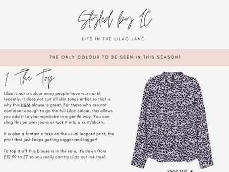 Life in the Lilac Lane