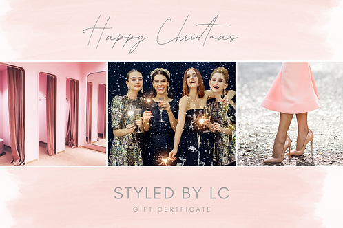 'Christmas' Gift Certificate