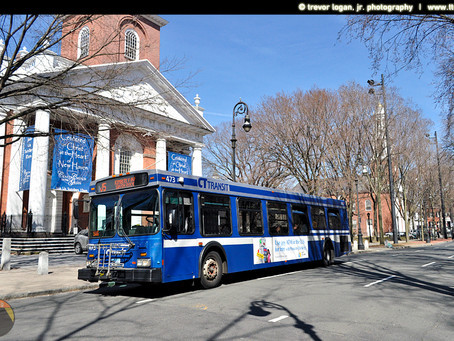 Public Transit in New Haven