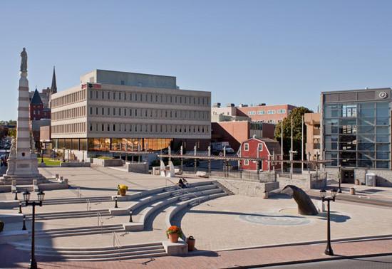 Parade Plaza