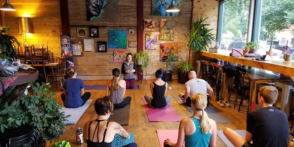Wander Yoga at Corner Beet - Yoga