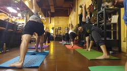 Wander Yoga at Wild Women Winery