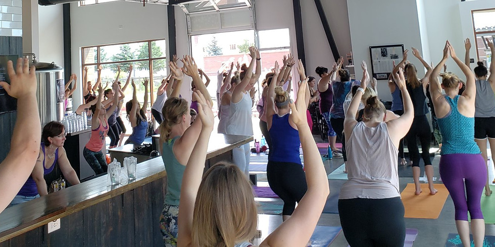 Wander Yoga at Bruz on Fax - NEW Location!