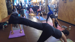 Wander Yoga at Wild Women Winery