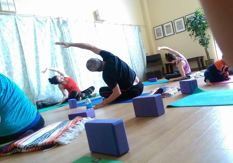 Wander Yoga at Yoga Tree