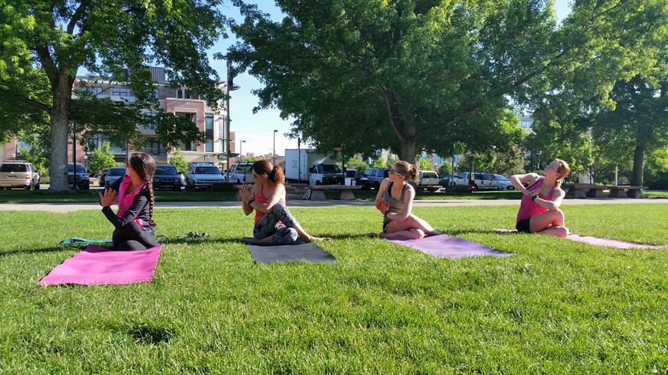 Wander Yoga with Boulder Parks & Rec
