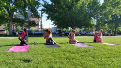 Wander Yoga with Boulder Parks & Rec