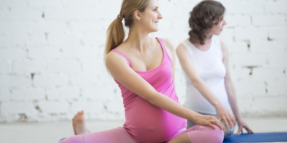 Online Prenatal Yoga at Mama'hood Denver