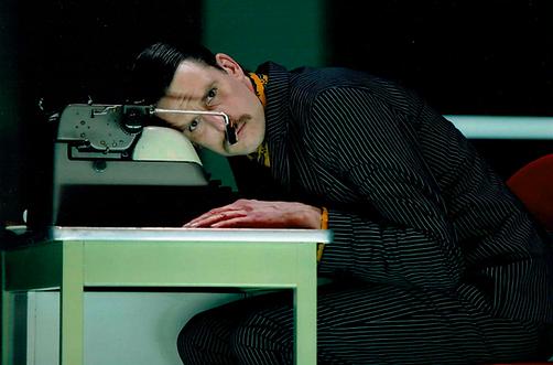 Stefan Rokebrand acteur Josef K. Kafka Het Proces oostpool arnhem