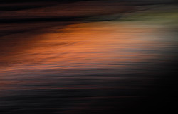 Écumes au crépuscule