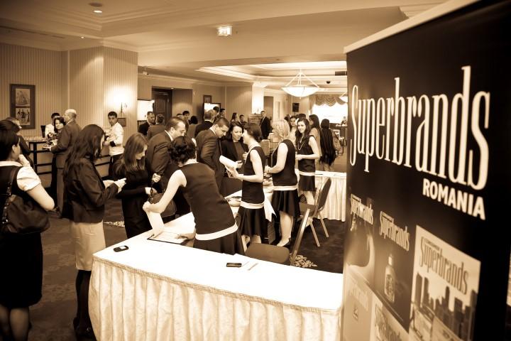 Superbrands 2012 Tribute Event