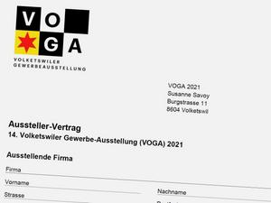 Jetzt ohne Risiko für einen VOGA-Stand anmelden!