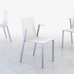 Render of a few chairs of the family