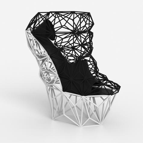 Concept Shoe 02 render
