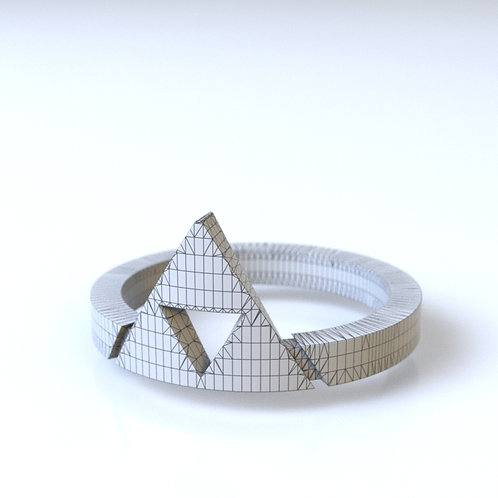 Triforce Ring 3D model