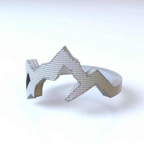 Mountain Ring 3D model