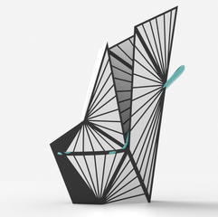 Concept Shoe 03 render