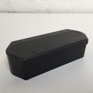 The case in real life, black version