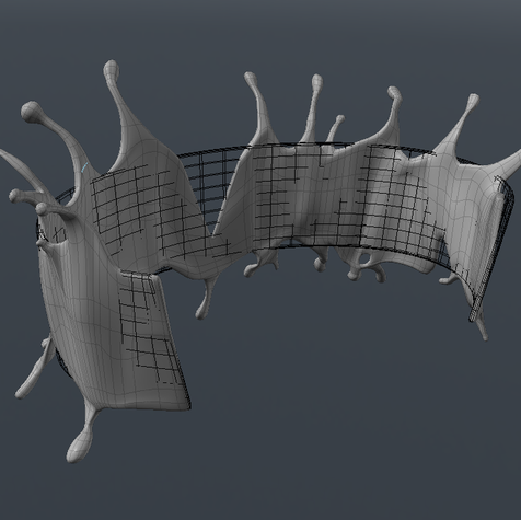 3D screenshot of the waistband v02