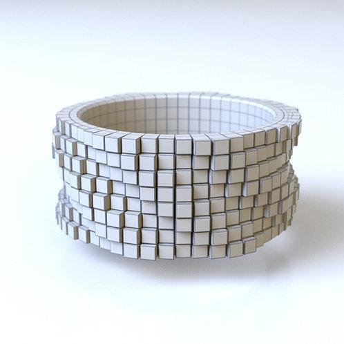 Pixel Ring B 3D model