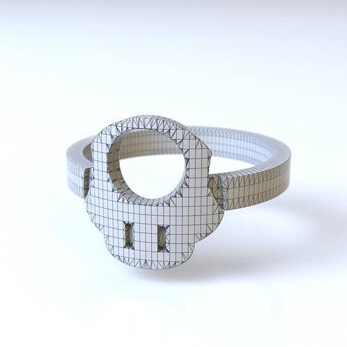 Mushroom Ring 3D model