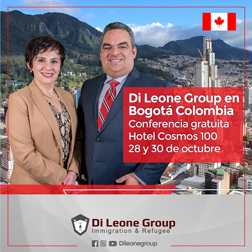 Conferencia Vivir y triunfar en Canadá