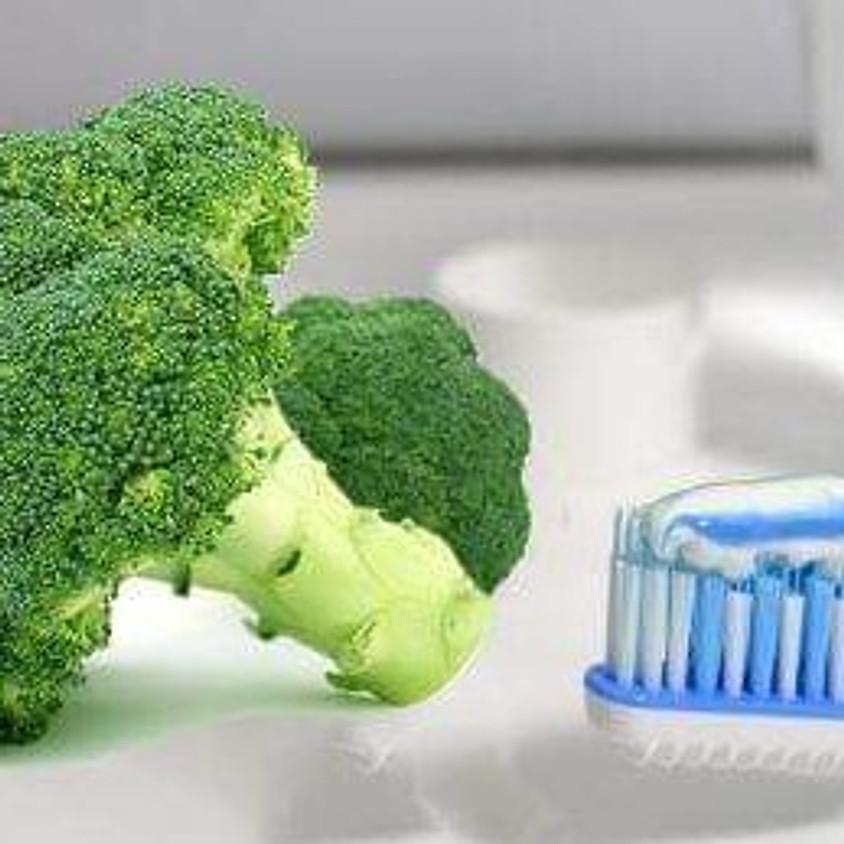 Vegetable Brushing Workshop (Azzurro)