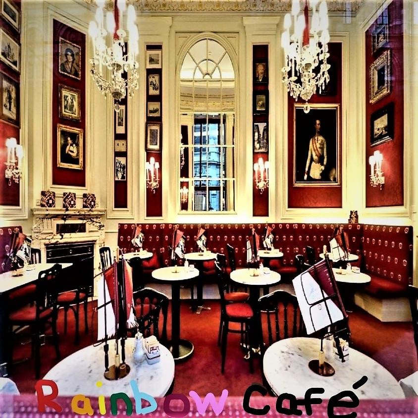 Virtual Cafe #6: Open Mic   Rainbow