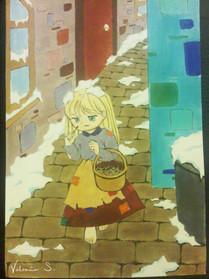 The Little Match Girl 1