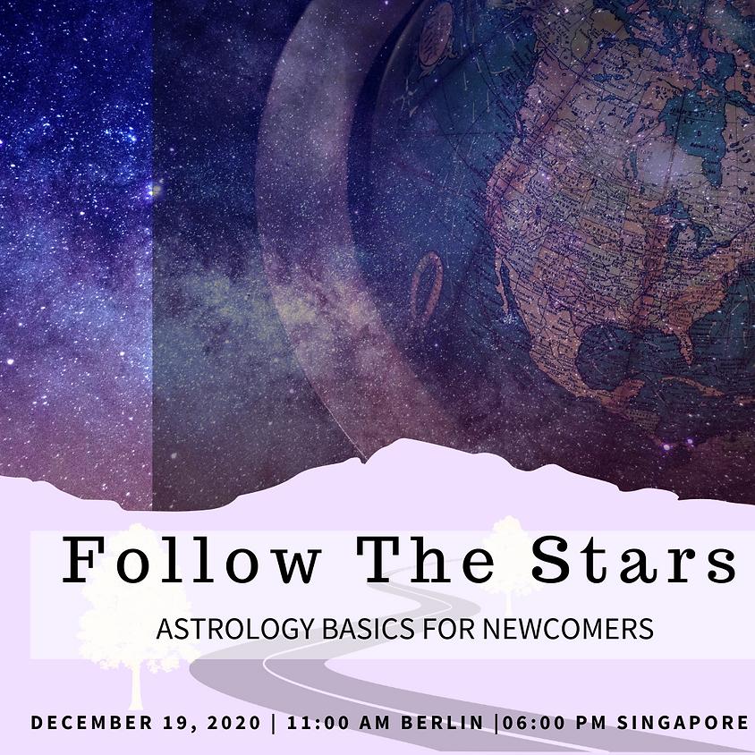 Follow the Stars: Astrology Basics for Newcomers (Lukasz Golinski)
