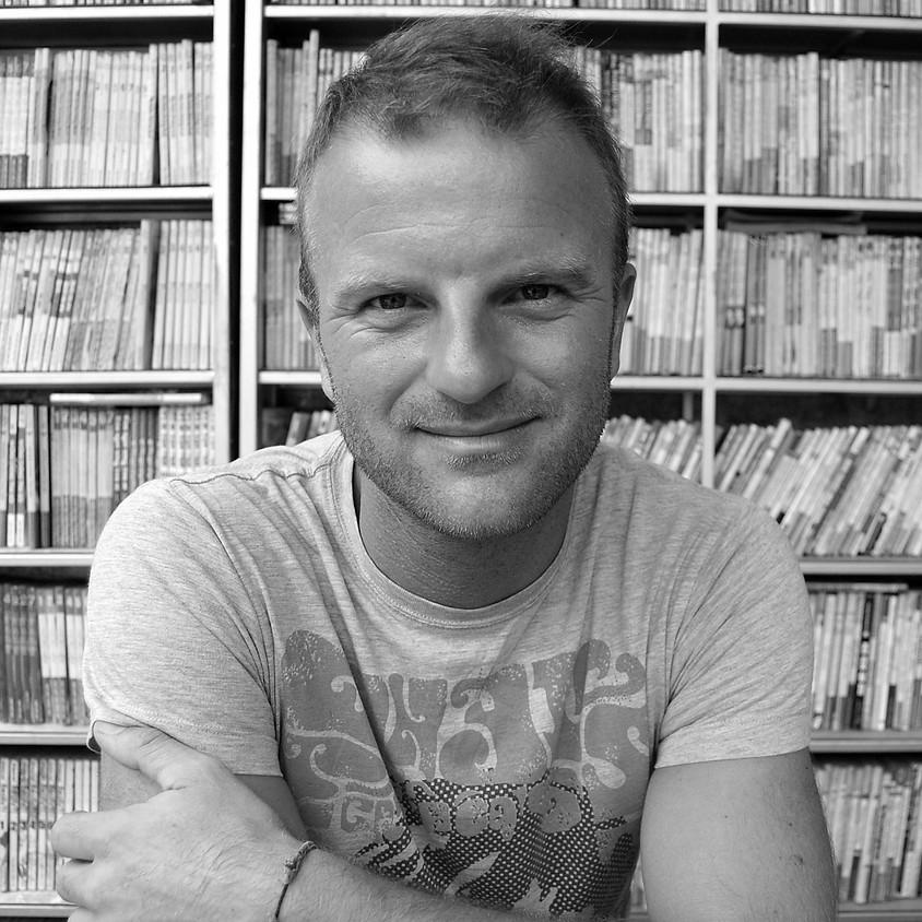 Soul Writing with Matt Rivers (UK/Poland)