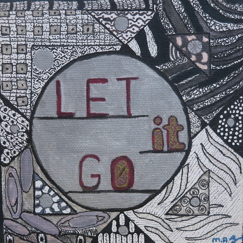 Letting Go with Art Therapy   Meltem Arikan