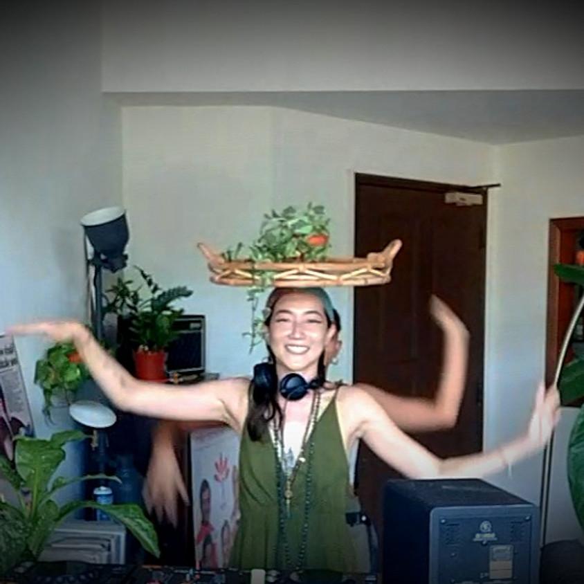 Ecstatic Dance with Jungirl | Jungirl