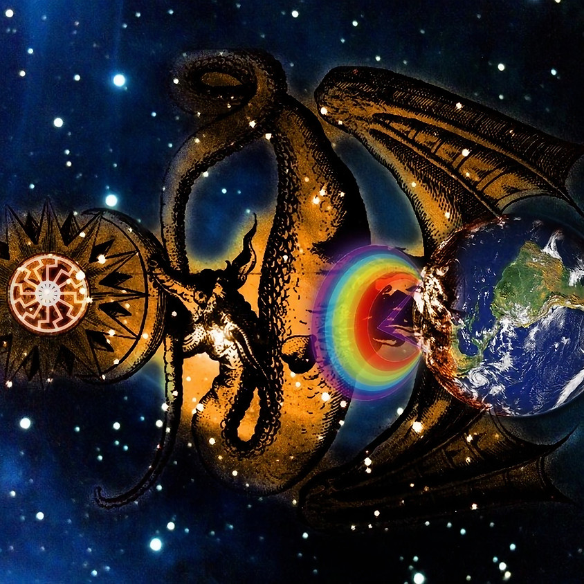 Fly like a Dragon, Embodying Ancient Earth Teachings with their Crystalline Elements | Omsira Barry