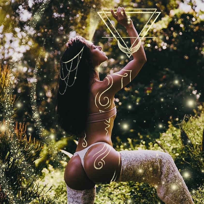 Sensual Gaia Grounding    Lana Shay