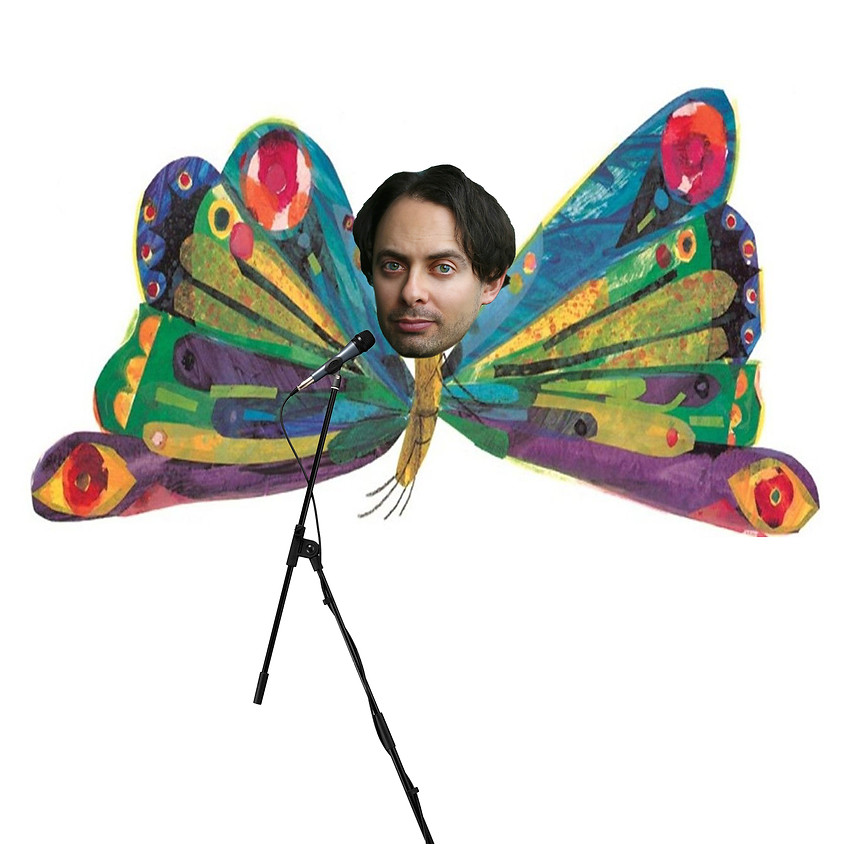 Workshop: Spread your Comedy Wings! | Alexis Dubus