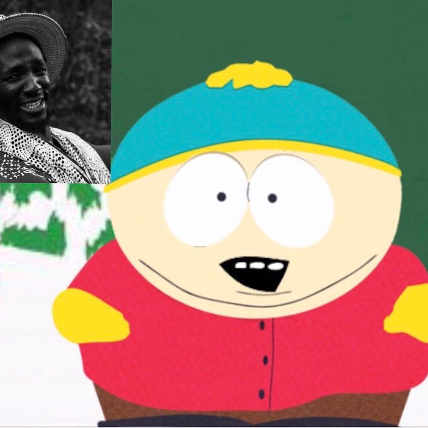 EJUKU Interviews Cartman | EJUKU, Cartman, Surprise Guest