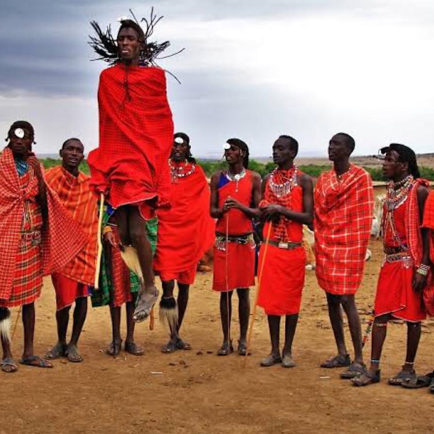 Amuwo (Initiation): African Rituals with Rasheed & Oluwafemi (Nigeria)