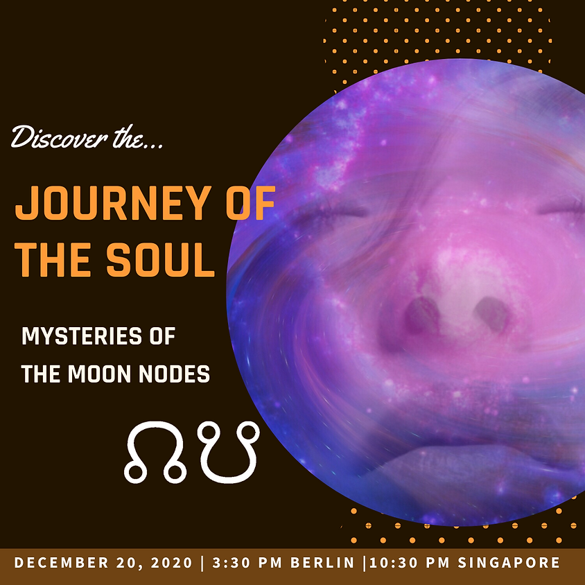 Journey of the Soul: Mysteries of the Moon Nodes (Lukasz Golinski)