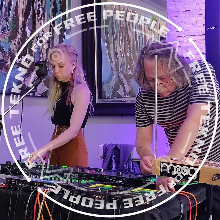 Atari - Electronic DJ Set
