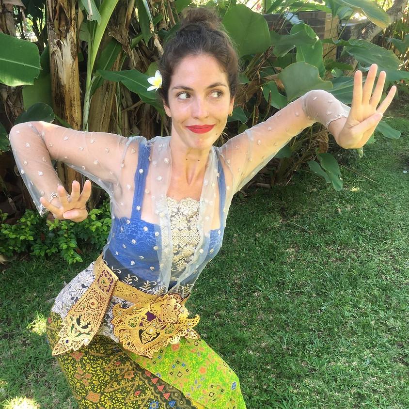 Balinese Dance and Culture Class (Allegra Ceccarelli)