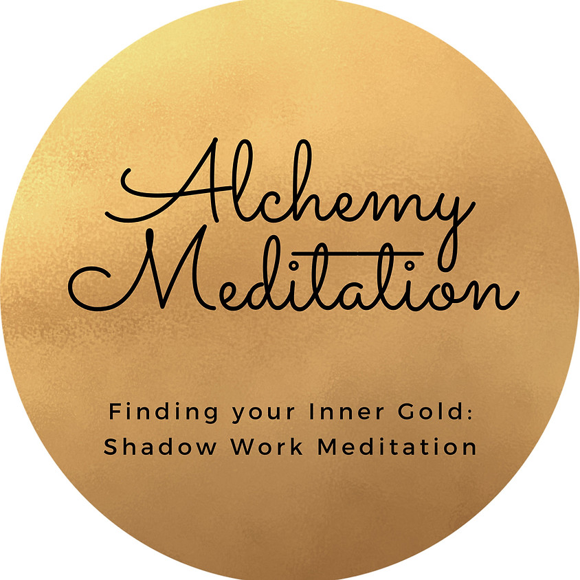 Alchemy Meditation: Shadow Work | Katherine Creuynni
