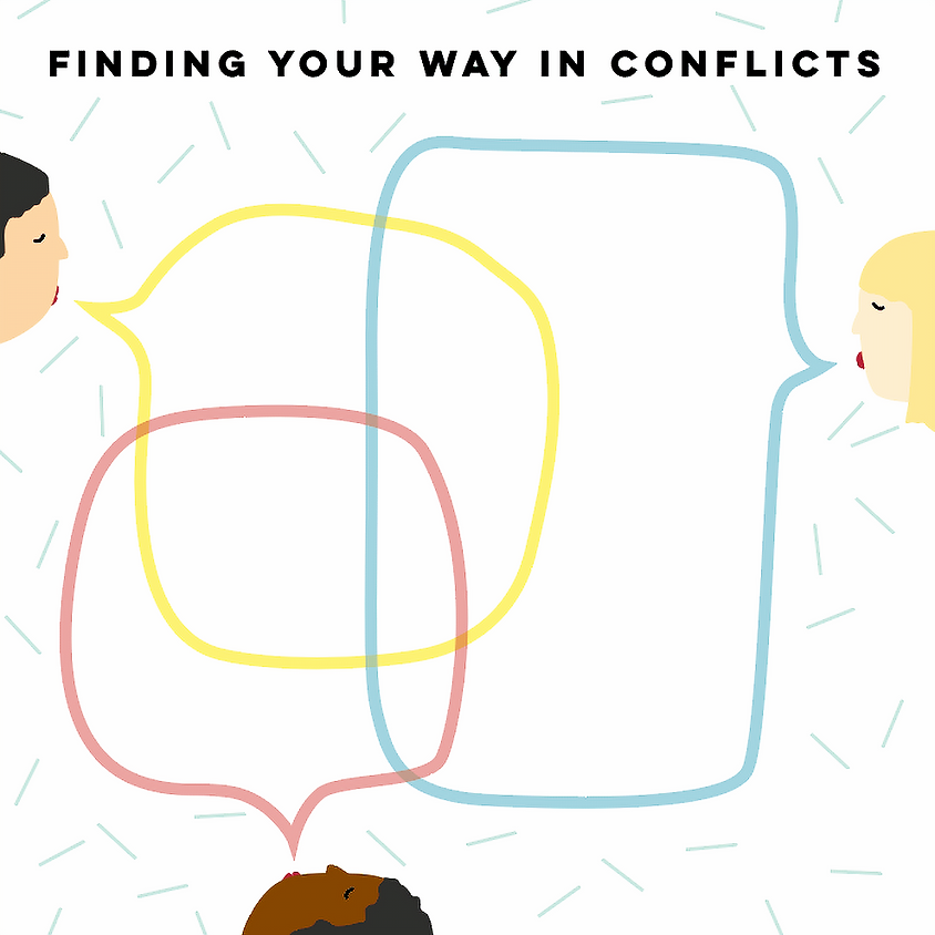 Finding Your Way in Conflicts with Charu (Germany)