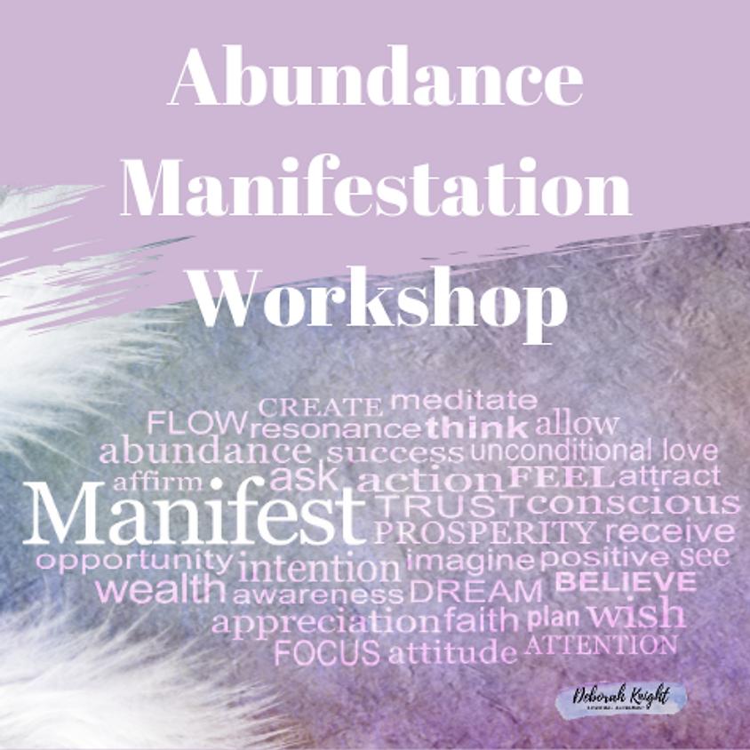 Abundance Manifestation | Deborah Knight